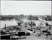 [Southern Pacific Railroad Sacramento Shops: panoramic view]