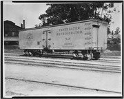 [Southern Pacific Railroad ventilated refrigerator car  37080]