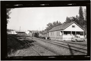 [Southern Pacific Railroad  station at Placerville]