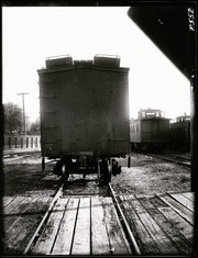 [Pacific Fruit Express Company freight car 9607]