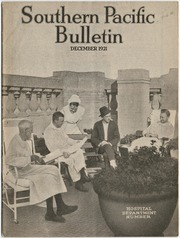 [Southern Pacific Bulletin - December 1921]