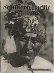 [Southern Pacific Bulletin - January 1926]
