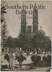 [Southern Pacific Bulletin - July 1927]
