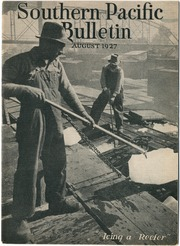 [Southern Pacific Bulletin - August 1927]
