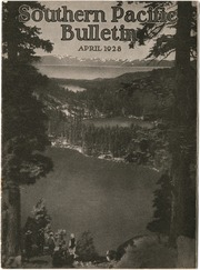 [Southern Pacific Bulletin - April 1928]