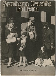 [Southern Pacific Bulletin - December 1925]
