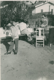 Thirteenth birthday party, East Los Angeles, California