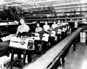 Shades of Anaheim - Assembly Line