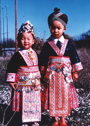 Shades of Sutter County - Hmong Dress