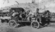 Shades of Kern County, Taft - Rio Automobile