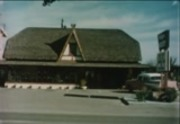 Our trip north, Solvang, San Francisco, Sacramento, Tahoe 1960