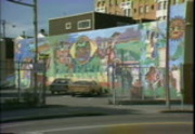 Mission District murals San Francisco, interview with Rene Yanez