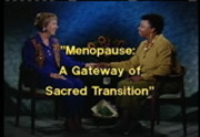 Menopause: a Gateway of Sacred Transition