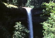 Gee Family, Waterfalls, 1983