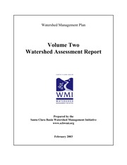 Watershed Assessment Report