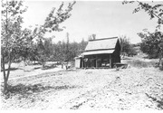 Young's Cabin, Tulare County, Calif., 1893