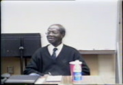 J.H. Kwabena Nketia oral history, lectures, and selected pieces, 2000