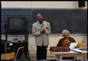 Gospel in Los Angeles, lecture by John and Vermya Phillips