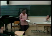 Music of African Americans in California, lecture by Bette Cox