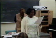 Music of African Americans in California, lecture by Vi Redd (June 4,1998)