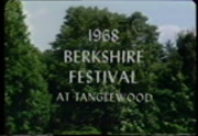 Don Ellis at the Berkshire Festival at Tanglewood 1968