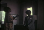 Home movie:  Bette Cox, Los Angeles, California, 1972
