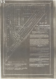 Plat of Planehaven