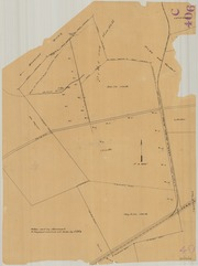 [Prospect map of Gold River in Sacramento County]