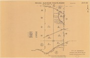 [Assessor's Map of a Portion of North Folsom]