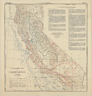 Geomorphic Map of California