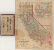 Map of the State of California, Part 2 of 3