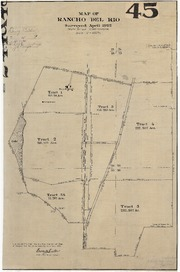 Map of Rancho del Rio, Part 2 of 2