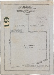 Plat of Survey of R.J. Curran Property