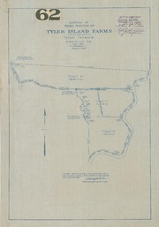Survey of Third Portion of Tyler Island Farms