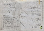 Plat of a Portion of the Dalton Property