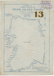 Survey of Fourth Portion of Tyler Island Farms