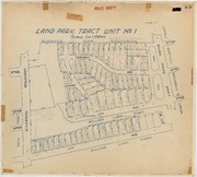 Land Park Tract Unit No. 1