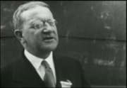 Herbert Hoover campaign festivities at Stanford University film footage