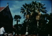 Stanford University 50th anniversary celebration motion picture film