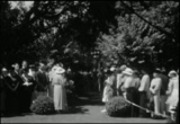 [Home movies. Haas/Lilienthal. 1934 Wedding]
