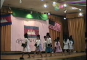 Khmer Dance and Music Project: Cambodian New Year; Thai New Year 1988