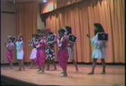 Khmer Dance and Music Project: Cambodian dancers at UCLA, July 4, 1988