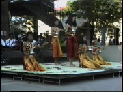 Khmer Dance and Music Project: Cambodian music and dance, Caltech, May 17, 1989