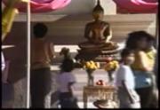 Khmer Dance and Music Project: Bonn Kathen, Wat Thai Temple, North Hollywood, California, October 29, 1989