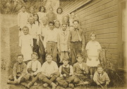 Homestead school students