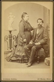 Portrait of Carlotta Suarez Reed and John Joseph Reed