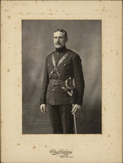 James Vernon Chase in military uniform