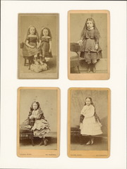 Four photographs of Deffebach family children