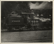 Mt. Tamalpais & Muir Woods Railway Engine No. 3
