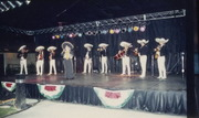 Mariachi On Stage